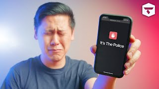 """""""Hey, Siri, It's the Police"""" a more advanced """"Hey Siri, I'm getting Pulled Over"""" Shortcut for iPhone"""
