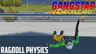 GANGSTAR NEW ORLEANS - RAGDOLL PHYSICS!