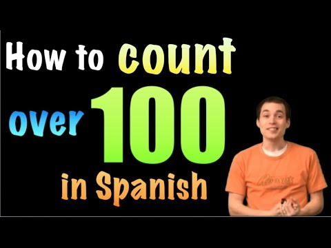 01050 Spanish Lesson - Números 100+