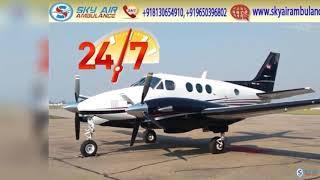 Book Sky Air Ambulance in Bhubaneswar at a Pocket-Friendly Budget