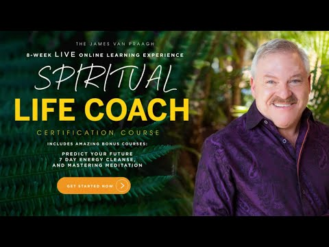Spiritual Life Coach Certification Course - Introduction - YouTube