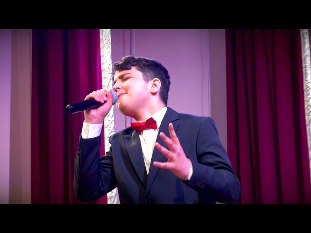 Юный певец из Твери стал обладателем национальной премии в области искусства «Будущее России»
