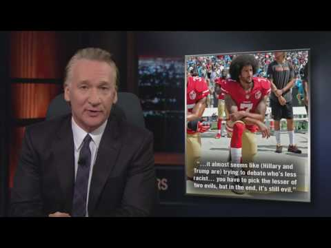 New Rule: The Danger of False Equivalency   Real Time with Bill Maher (HBO)