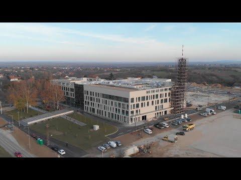 Sagrađena nova zgrada Radio-televizije Vojvodine
