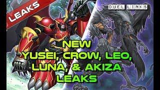 yusei akiza crow leo luna - 免费在线视频最佳电影电视节目 - Viveos Net