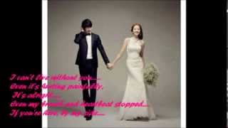 Real Love Song  -  K Will ( ENG SUB) ( The Greatest Love OST)