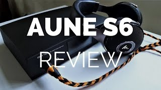 Review: Aune S6 DAC/Amp Combo