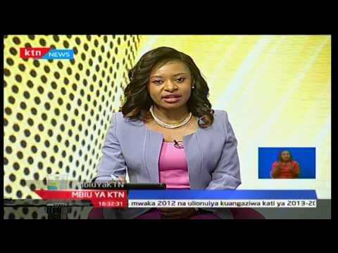 Mbiu ya KTN Taarifa kamili na Mashirima Kapombe - Januari 19,2017