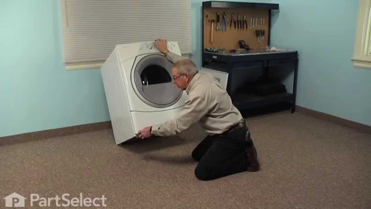 Replacing your Kenmore Dryer Drive Motor with Threaded Shaft - 120V 60Hz