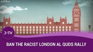 BAN THE RACIST LONDON AL QUDS RALLY & HEZBOLLAH - EMAIL THE NEW HOME SECRETARY NOW