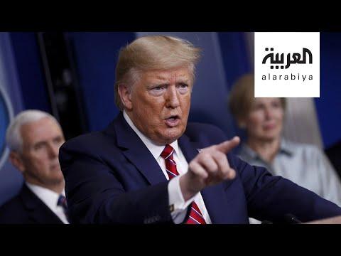 العرب اليوم - شاهد: دونالد ترامب يلغي متابعة إعلامي شهير وهذا السبب