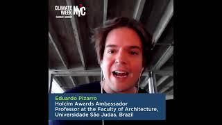 Eduardo Pizarro – Accelerating Green Building for Resilient Cities