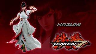 Kazumi Mishima - Gameplay