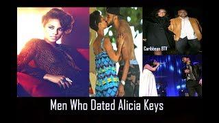 MEN WHO DATED ALICIA KEYS