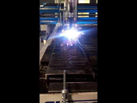 ShopSabre CNC 3/16″ Plasma Videovideo thumb