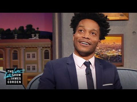 Jermaine Fowler's Dad Nearly Lost an Eye to Fashion