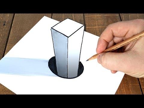 Optical Illusion Art Challenges - Let's BREAK some BRAINS!