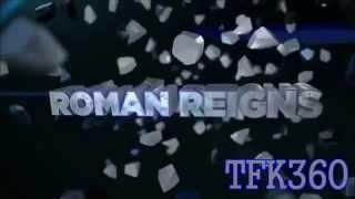 Roman Reigns Theme Song Titantron 2014