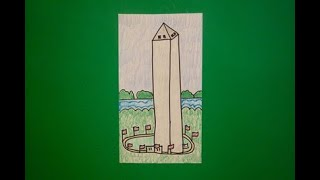 Let's Draw the Washington Monument!