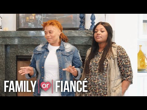 Briana and Nikkiya Announce Their Engagement to Their Families | Family or Fiancé | OWN