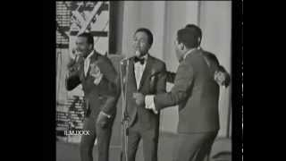 THE FOUR TOPS - IT'S THE SAME OLD SONG (LIVE PARIS FRANCE 1967)