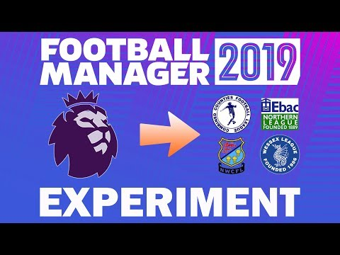 English Football Pyramid to Level 9 FLIPPED! | Part 5 | Football Manager 2019 Experiment