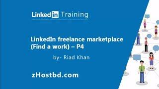 Linkedin Freelance Marketplace (Find a work) - P4