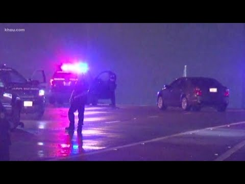 Driver shot, killed while driving on highway