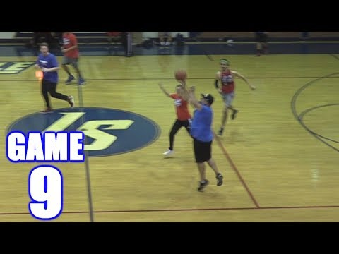 HALF-COURT BUZZER BEATER TO END THE GAME! | On-Season Basketball Series | Game 9