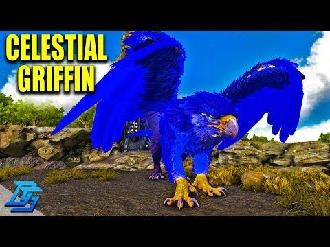 TAMING A PRIMAL GRIFFIN & DRAGON w/SL1PG8R! | ARK: Survival