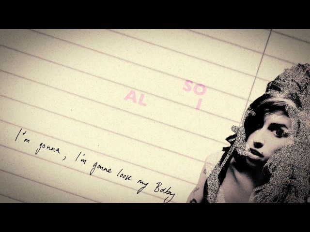 Rehab (Lyric) - Amy Winehouse