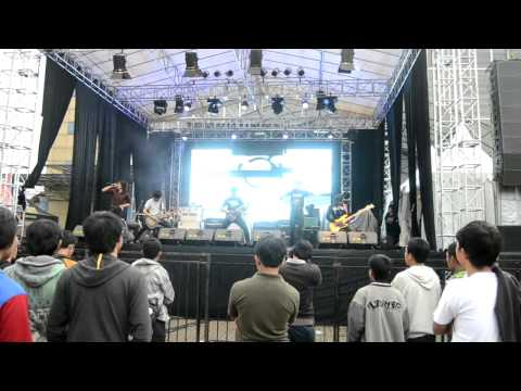Shark In Your Mouth! - Counterfeit Path (live in Djarum NorthAct - UPI Gymnasium, Sun 4/24/2011)