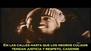 2pac-Souljah's Revenge(subtitulado)