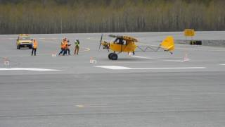 This STOL takeofflanding is unbelievable