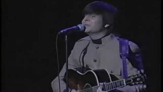 The Beatles - Girl - Performed LIVE by The Fab Four