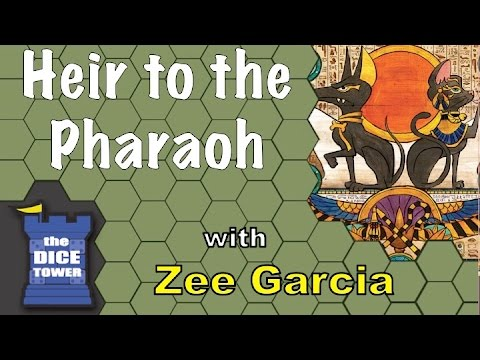 Heir to the Pharaoh Review - with Zee Garcia