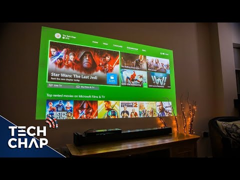 Can A Gaming Projector Replace My TV? | The Tech Chap Mp3