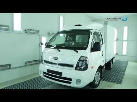 Máy lạnh thùng xe tải Dongin Thermo