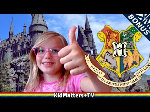 Which HOGWART'S House? HARRY POTTER SORTING HAT QUIZ | Pottermore sorting | Roxy [KM+Bonus S02E27]