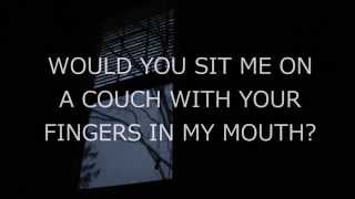 Halsey   Trouble (Stripped) [Lyrics]