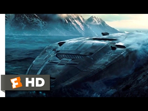 2012 (2009) - The Ark Launch Scene (10/10) | Movieclips (видео)