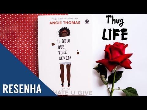 Resenha: O Ódio Que Você Semeia - Angie Thomas