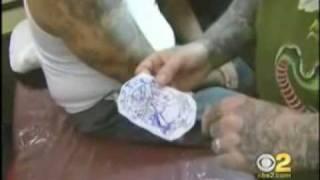 Tattoo Marathon Held For Fallen Firefighter Arnaldo Arnie Quinones Cbs2 Com