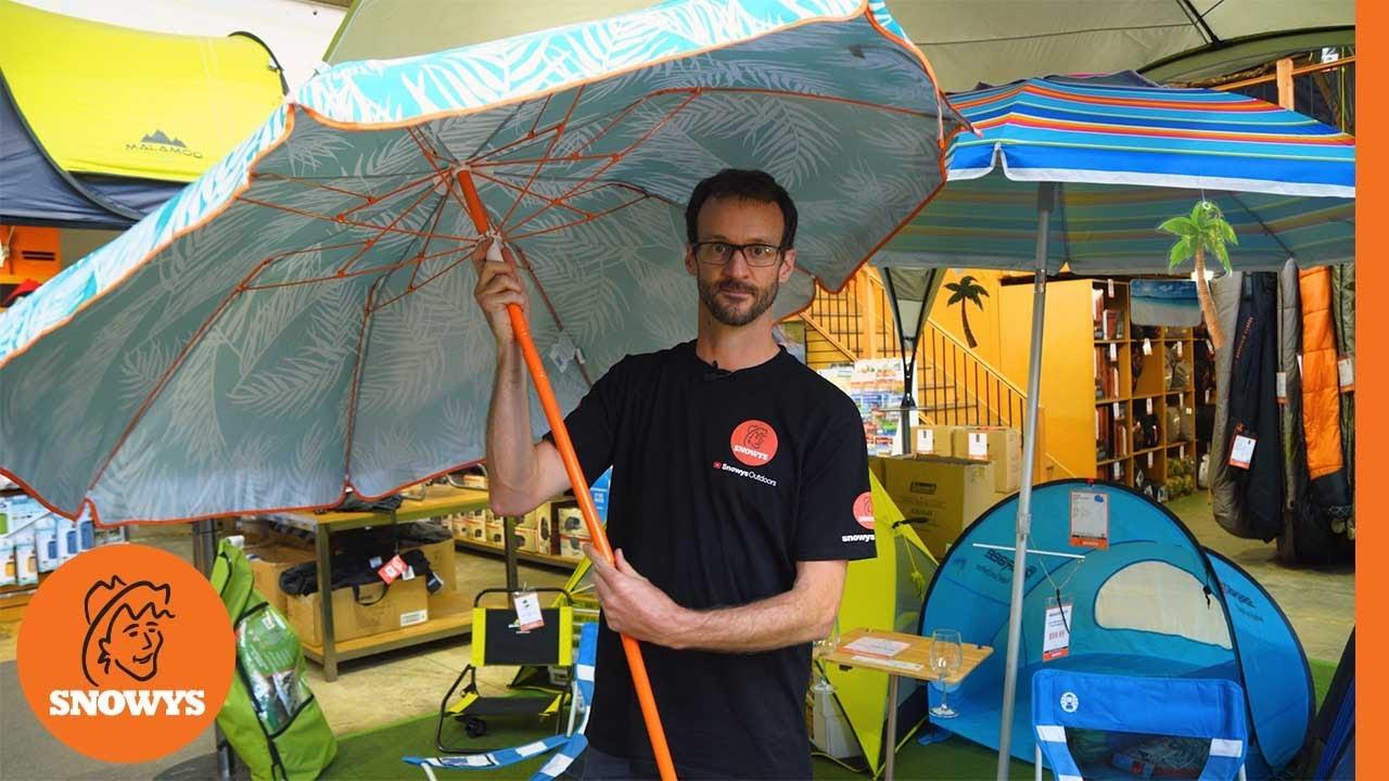 Pack Umbrella 170cm