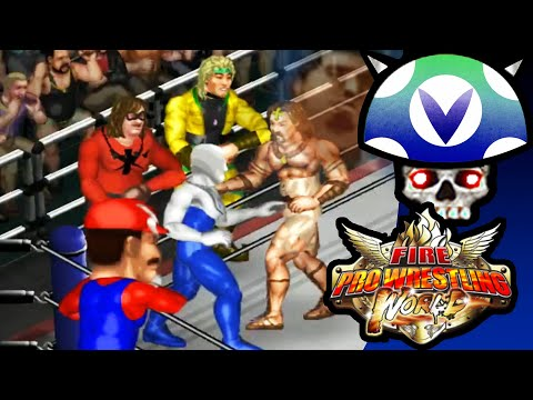[Vinesauce] Joel - Fire Pro Wrestling World