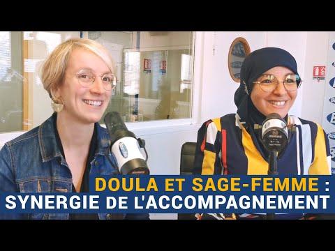 [AVS] Doula et sage-femme : synergie de l'accompagnement - Nadia El Bouga et Leslie Lucien