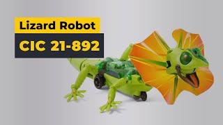 CIC 21-892 Super Lizard Robot