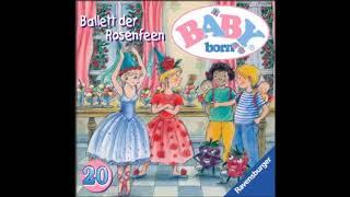 20 Baby Born Ballett der Rosenfeen