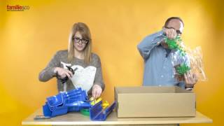 familie&co Unboxing 2016 - Waterplay Jungle Adventure von Big