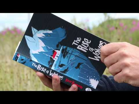 Kerr Thomson on The Rise of Wolves | Scottish Teenage Book Prize 2019
